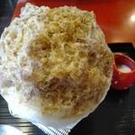 信水堂 - リッチなコーヒーミルク