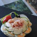 ブーランジェリー パティスリー トレトゥール アダチ - 料理写真:コキーユクラブ