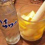 大衆ビストロ one's kitchen - 氷結レモンサワー