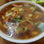 花まさ - 広東麺