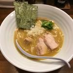 88489400 - 濃厚鶏白湯そば(750円)