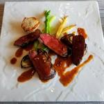 イタリアンキッチン いしかわ - 【肉料理】牛ランプのグリエ