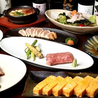 ◆元力士である店主が皆様に伝える金沢の日本料理◆