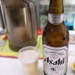 88498213 - 瓶ビール大(440円)
