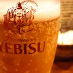 885176 - ビールはエビスと