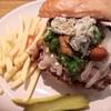 Burgers Cafe I-FIVE  - 料理写真:ねばねバーガー