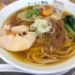 ラーメン専科 竹末食堂 - 料理写真: