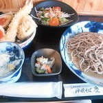 農家食堂 神明そば 慶 - 料理写真: