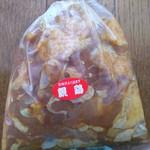 フクハチ食肉店 - 鶏ちゃん親500g 520円