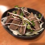 肉系居酒屋 肉十八番屋 - 《牛タン・ポン酢》480円