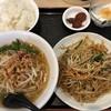 台湾料理 百味鮮 - 料理写真:日替りランチ 667円税抜