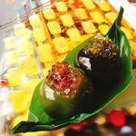 仙太郎 - 二つ星、 上にのった柑橘とワインのゼリーが 綺麗です