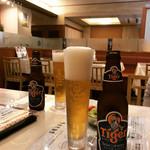オキナズ カイナンケイハン - タイガービール