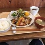 喫茶オルガン - 週替わりランチ850円