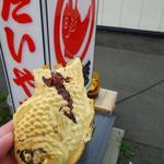 たいやき札幌柳屋 - どれも尻尾まで餡