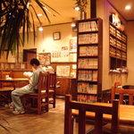 欣龍 - 小綺麗な店内です