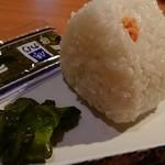 角ハイボール麺酒場 天 - 料理写真: