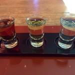 酒茶論 - 古酒飲み比べ set A