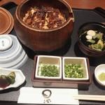 Maruyahonten - まるひつまぶし(通常価格3,350円、感謝祭価格2,750円)