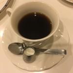 アザミ - 食後のコーヒー(アザミブレンド)