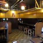 居酒屋みかみ - 店内、4階は禁煙階