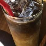 自家製生パスタとスペアリブのお店 なかい家 - アイスコーヒー (´∀`)/