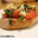 イドゥン - 料理写真:ブルスケッタ