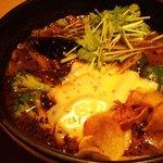 北郷魂 - チーズシングル(50円)トッピング 安いけどチーズは少なめ
