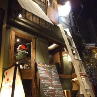 大阪・天満の隠れ家一軒家イタリアン