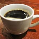 まるさ水産 - ランチタイム のサービス:ホットコーヒー。。     2018.06.30
