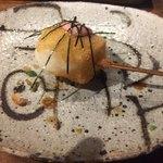 串カツとワイン 海山 - おもち明太子ソース