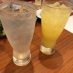 浜ふじ - レモン&シークワーサー