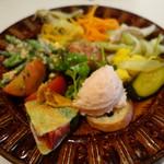 ピレネー - 前菜