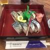 Marukishokudou - 料理写真:松前寿司
