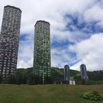 88524793 - 左が「タワー」右が「リゾナーレ」