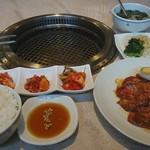 高麗飯店 - 焼肉定食お肉が大盛り