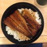 無添くら寿司 - すし屋のうな丼 特盛 980円
