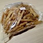 高知食品 - [2018/06]芋けんぴ(400円)