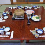 とみ栄荘 - 料理写真: