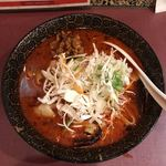中国美食 佳陽 - 麻辣刀削麺 790円