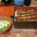 長谷川寿司 - うな重、OPEN♫