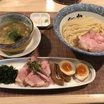 セアブラノ神 壬生本店 - 特製鶏せせりつけ麺
