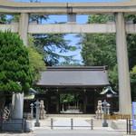 88533506 - 川口神社(川口総鎮守,店から0.2km)