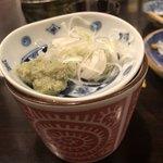 山久 - そば汁セット