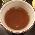 山久 - 蕎麦湯割り