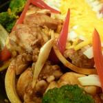 個室肉バル×チーズタッカルビ 肉タリアン - 食べ応え十分