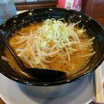 麺や あすなろ - 料理写真:味噌ラーメン 600円+税。