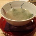 竹ちゃん鮨 - 昆布茶