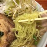 関取ラーメン 竜軒 - 麺リフト〜