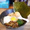 麺屋時茂 - 料理写真:汁なし坦々¥850